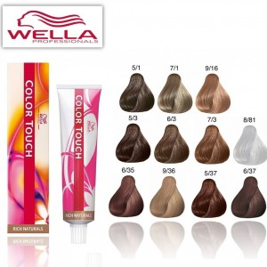 افضل صبغة شعر Wella Color Touch