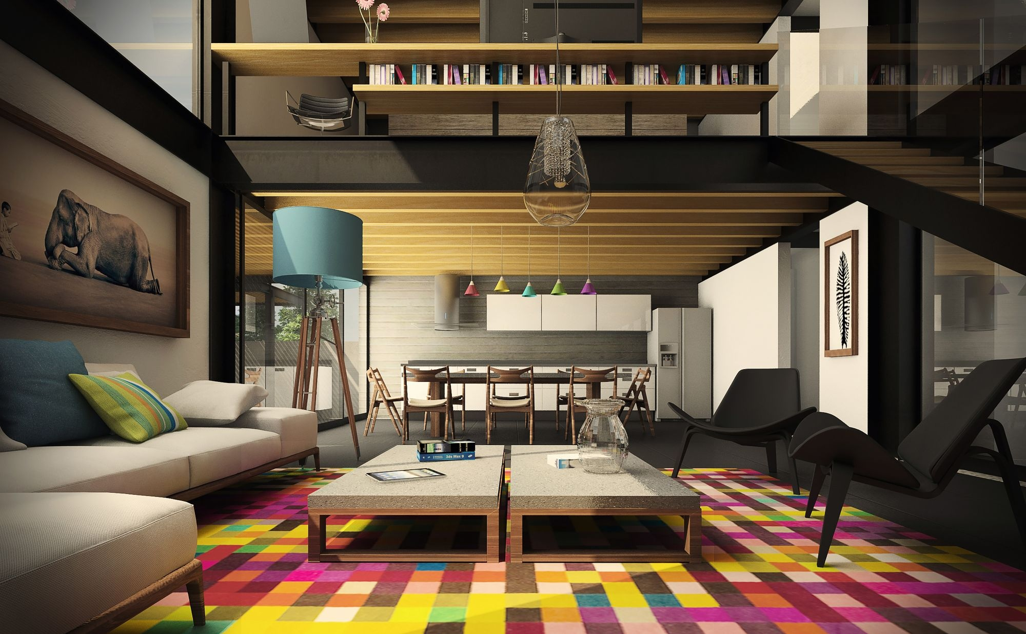 1-colorful-living-room-design