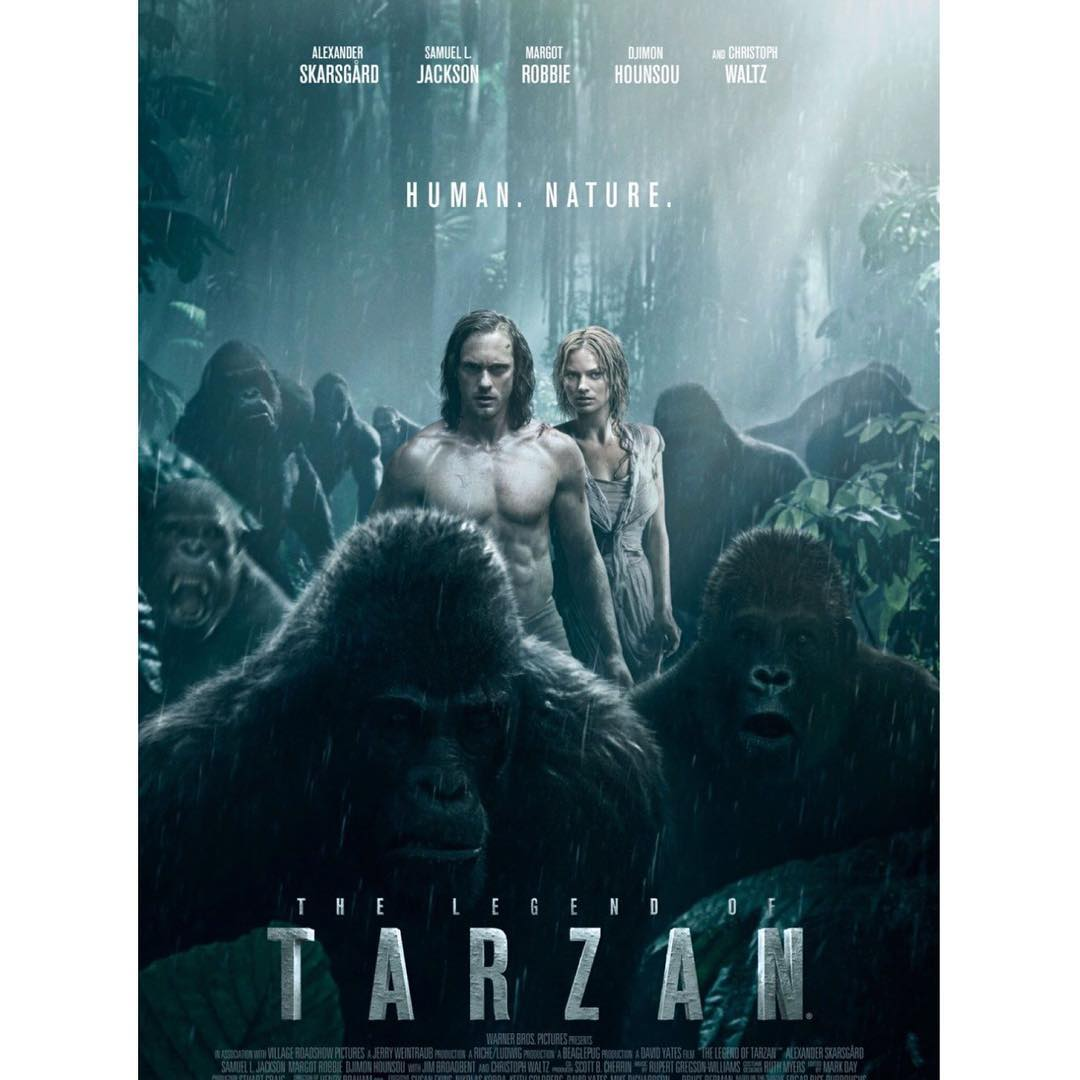 The Legend Of Tarzan تقييم فيلم