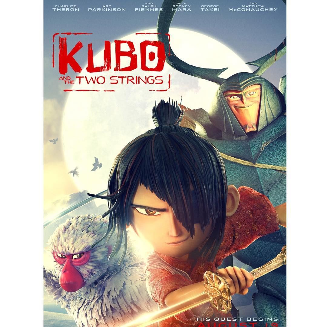 Kubo And The Two Strings تقييم فيلم