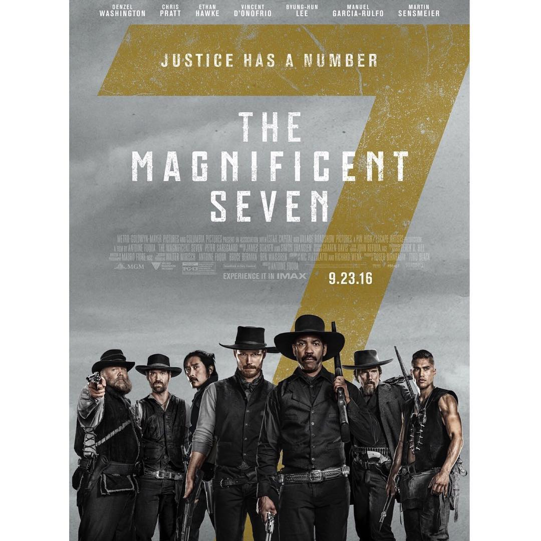 The Magnificent Seven تقييم فيلم