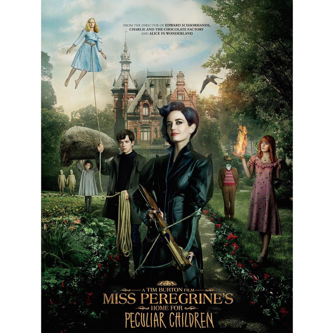 Miss Peregrine's Home for Peculiar Children تقييم فيلم