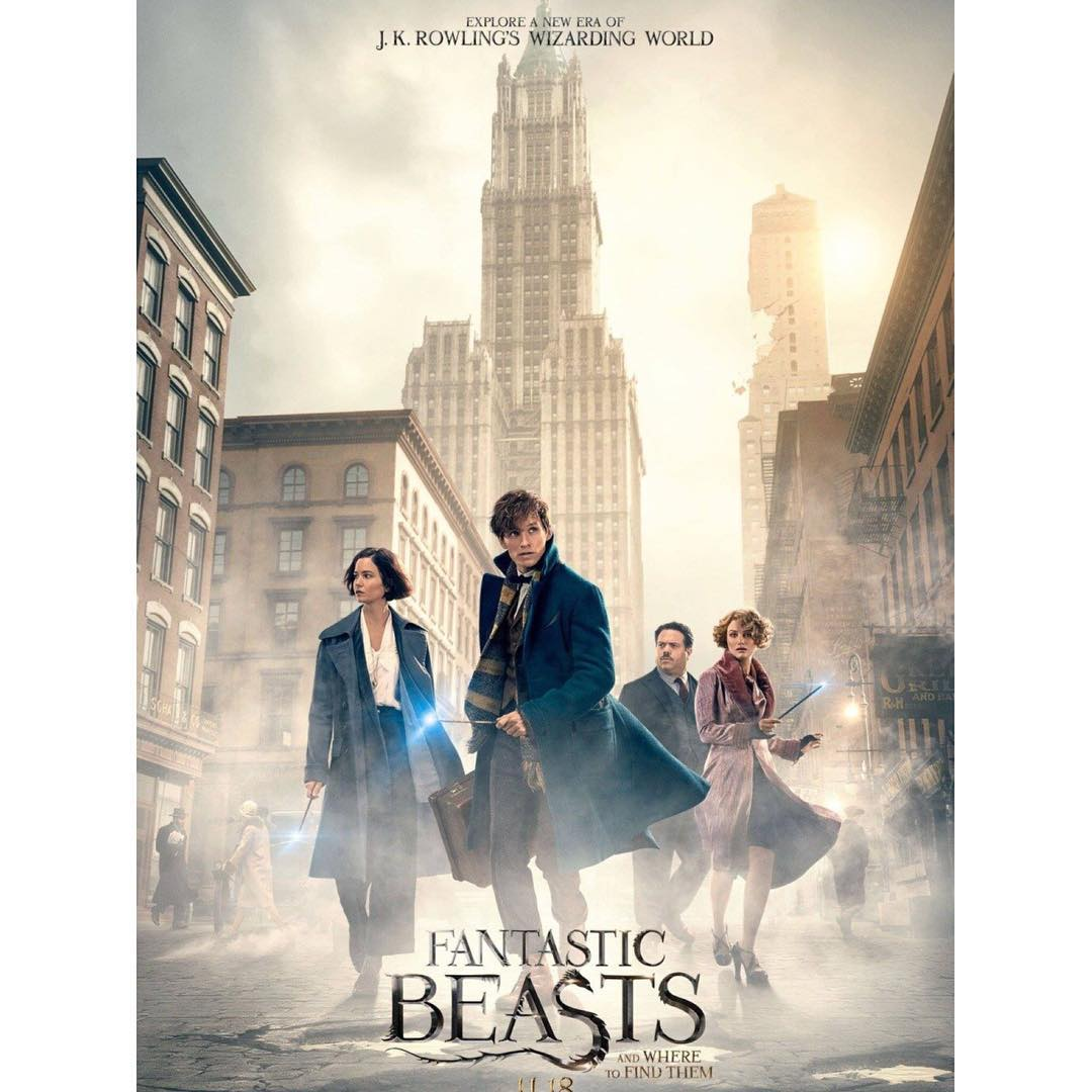Fantastic Beasts And Where To Find Them تقييم فيلم