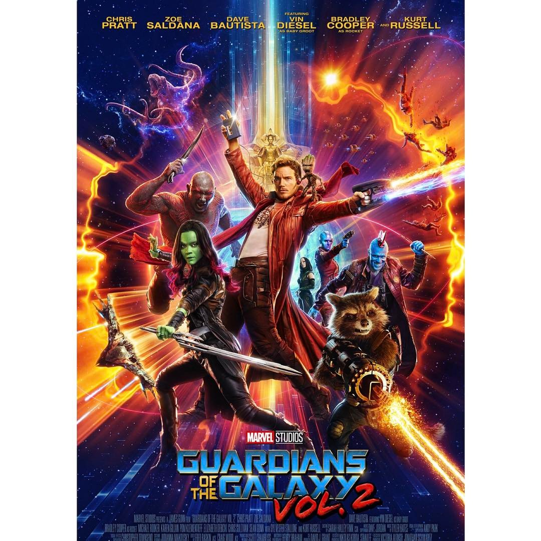Guardians Of The Galaxy Vol 2 تقييم فيلم