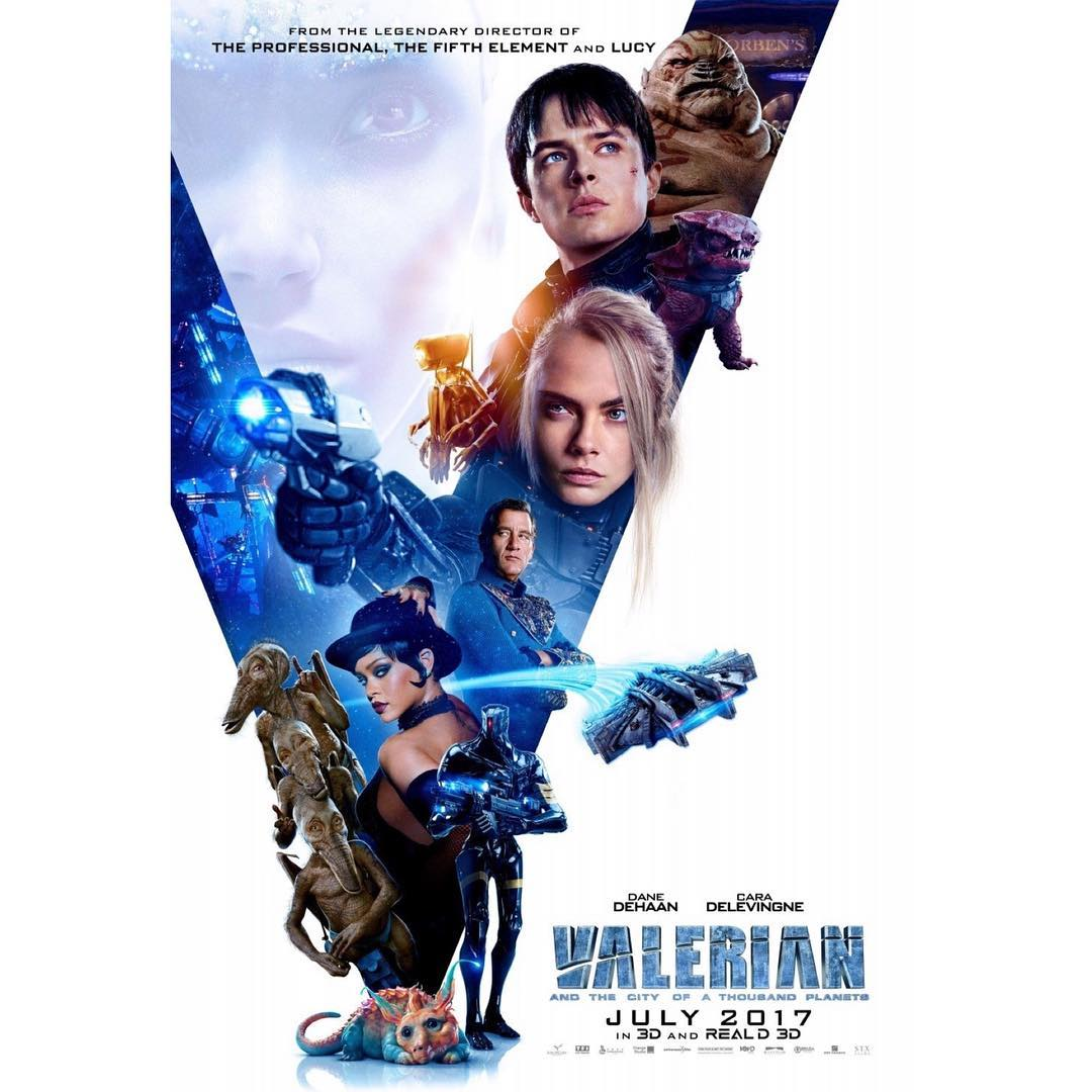 Valerian And The City Of A Thousand Planets تقييم فيلم