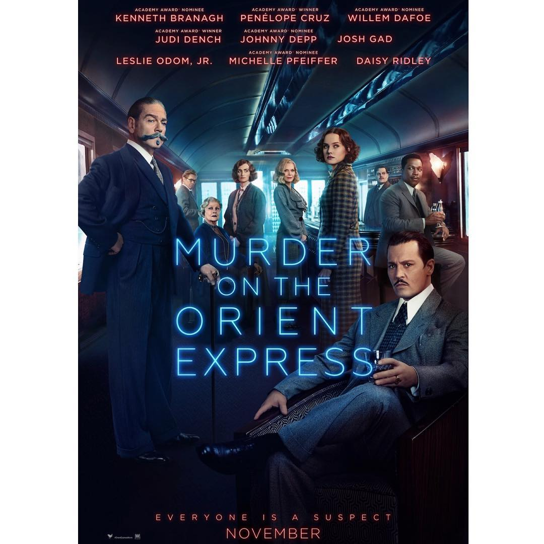 murder on the orient express تقييم فيلم