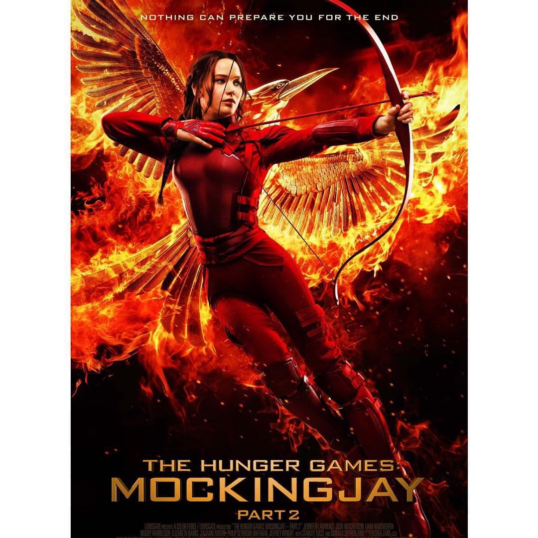 تقييم فيلم The Hunger Games Mockingjay