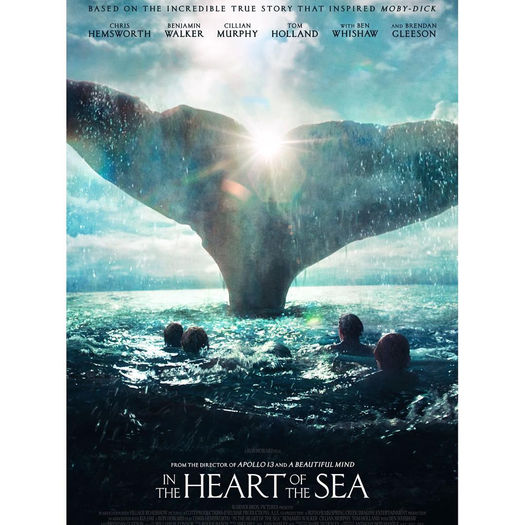 تقييم فيلم In The Heart Of The Sea