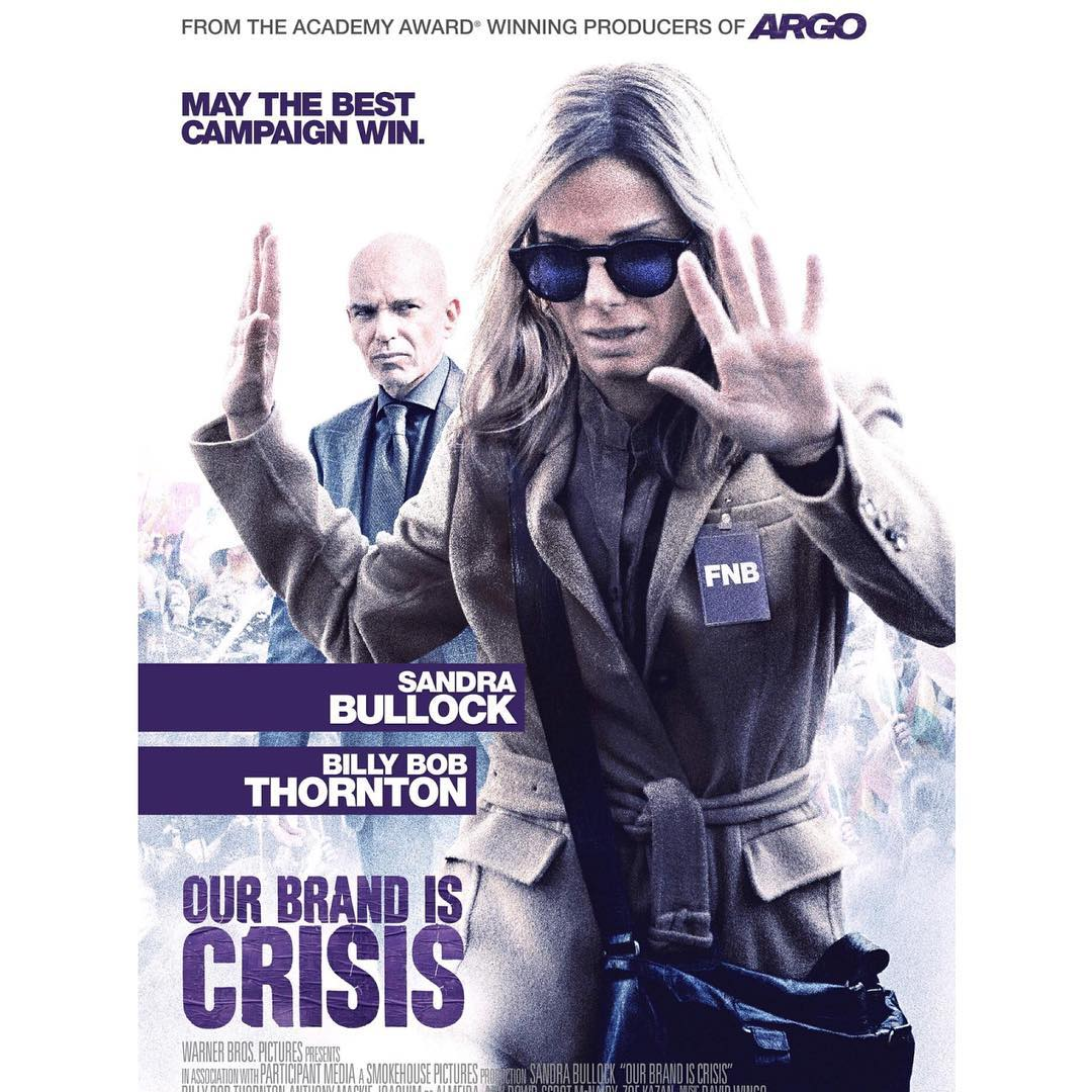 Our Brand Is Crisis تقييم فيلم